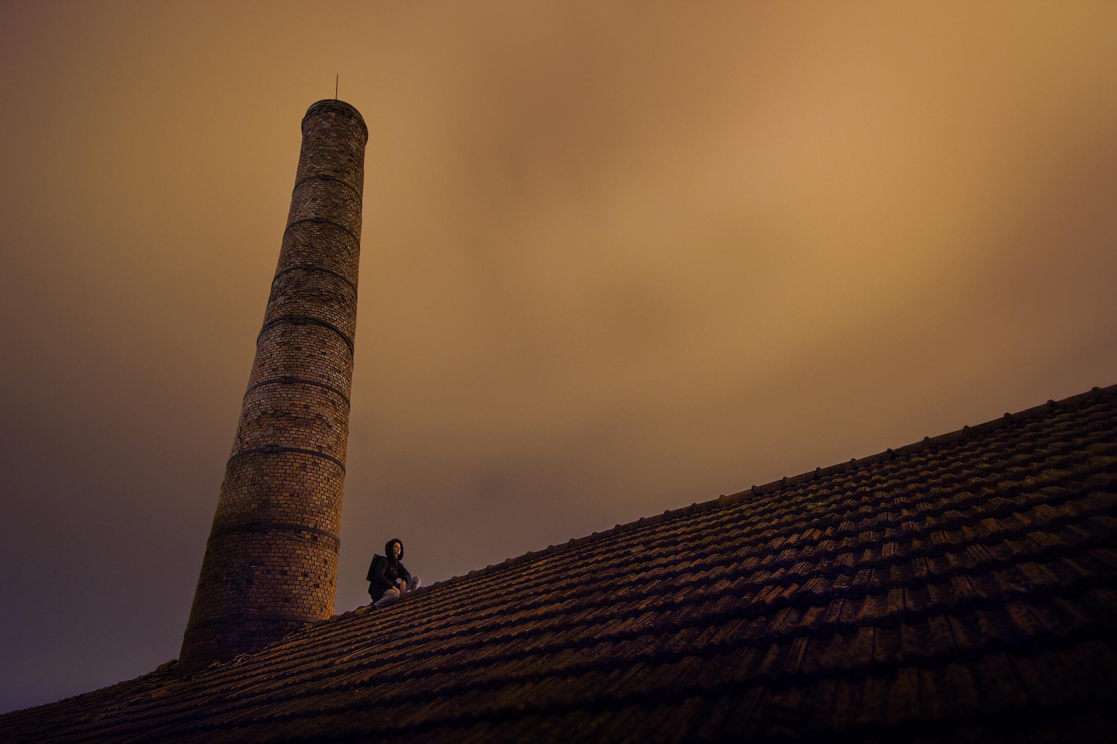 Réalisation vidéo et Photographie Artistique - Urbex de cheminée Tarbes