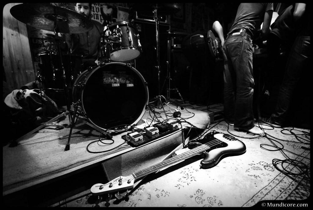Réalisation vidéo - Photographie de concert - Aghast au Celtic Pub